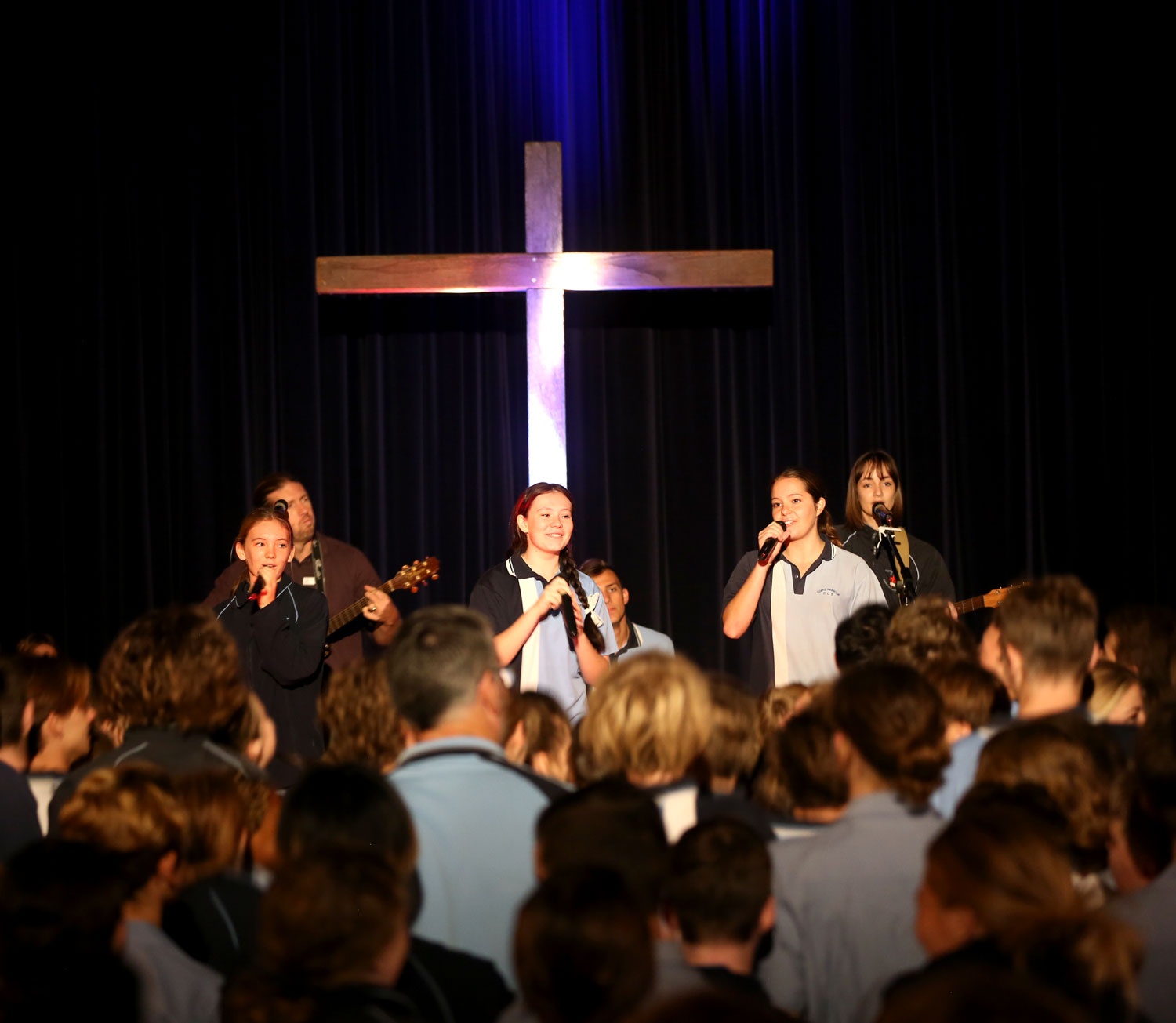 Ministry at Christian Community School Coffs Harbour