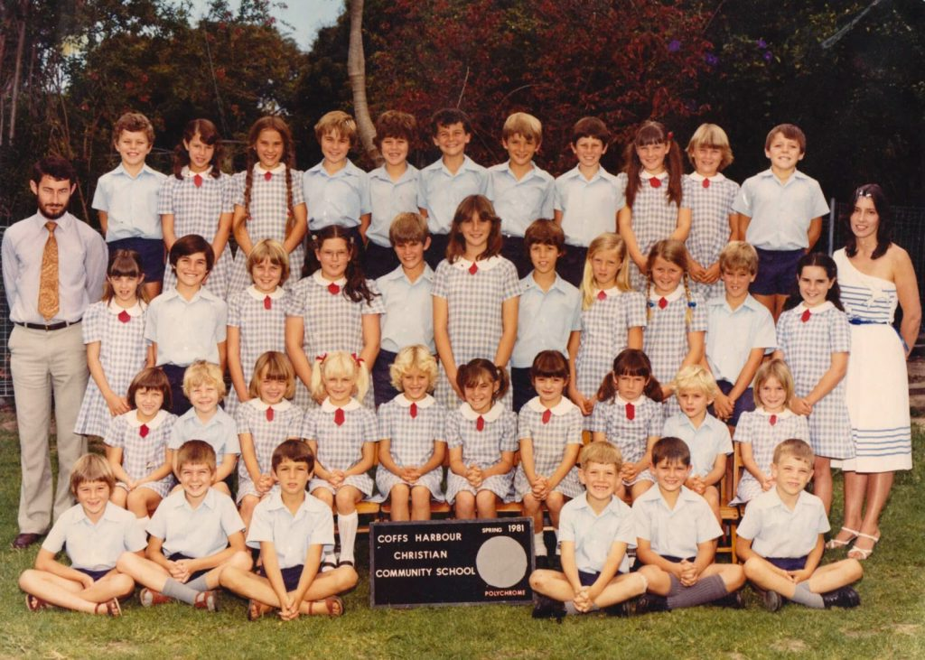 coffs class of 1981