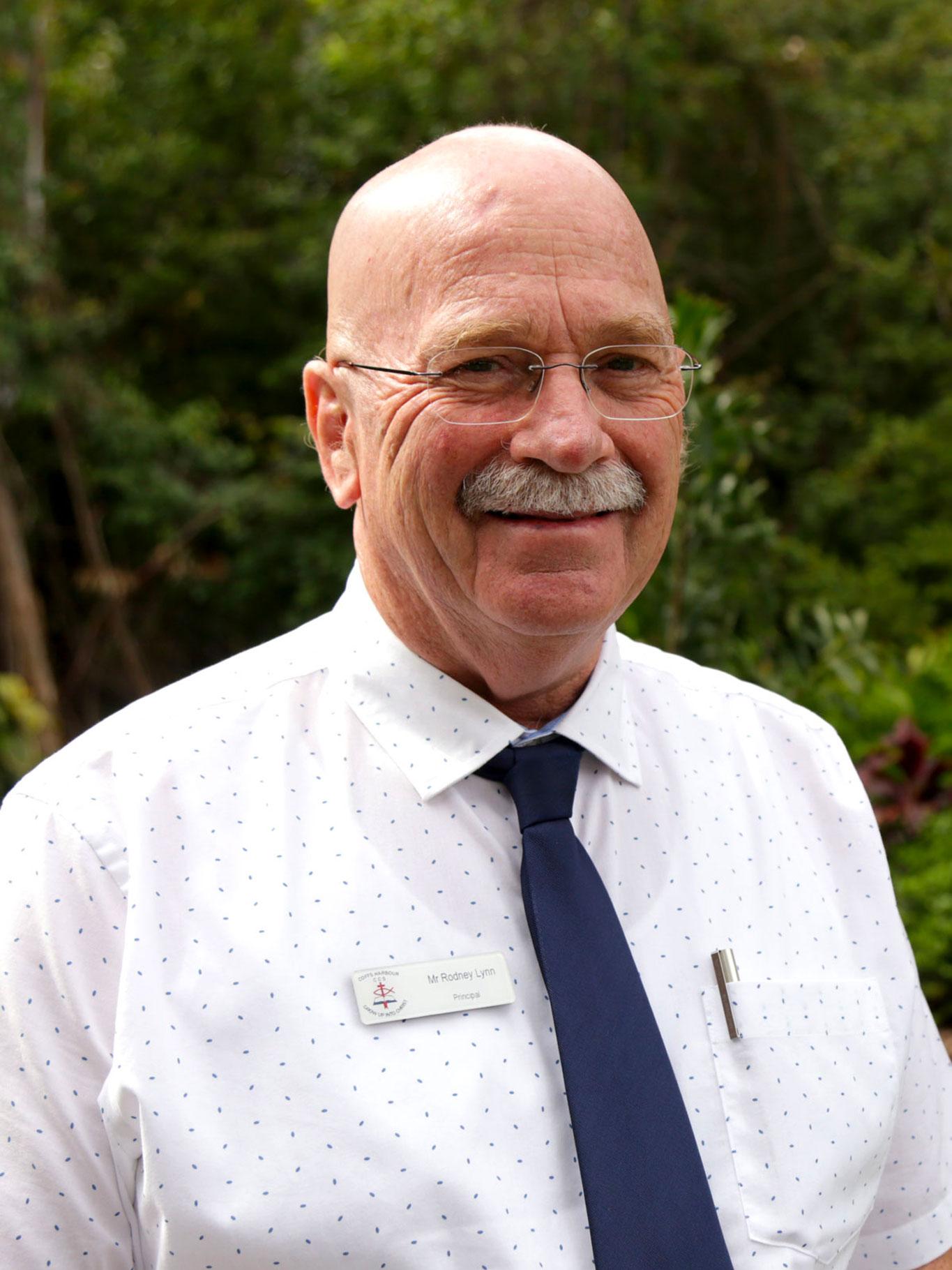 Rodney Lynn Deputy Principal